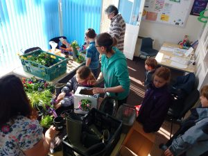 community gardening workshop